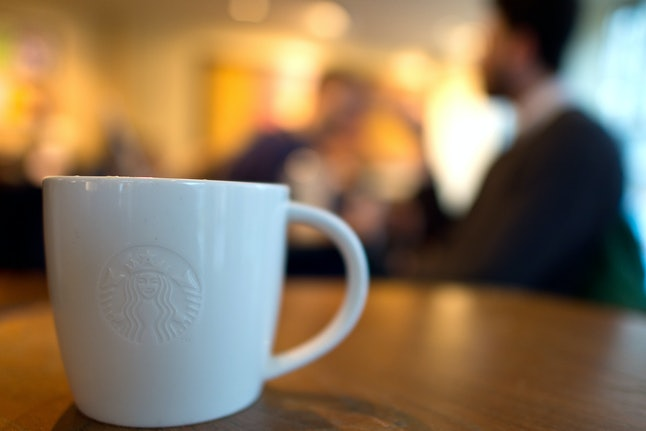 """Make your own """"Chaider"""" at Starbucks using this drink hack."""