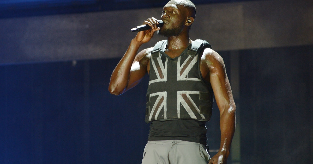 A Photograph Of Stormzy Has Just Been Hung In The National Portrait Gallery