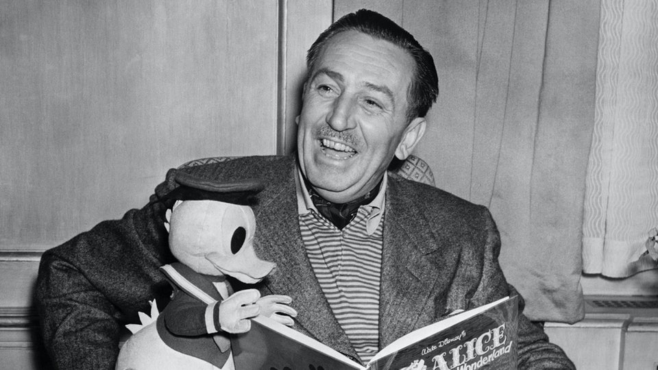 Share these six facts about Walt Disney with your kids in honor of the iconic animator's 118th birthday.