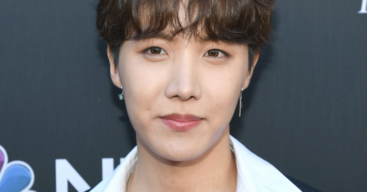 The Number Of Piercings BTS' J-Hope Has Will Surprise You