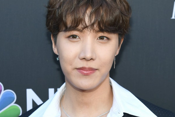 BTS' J-Hope piercings are on full display at the 2019 Billboard Music Awards.