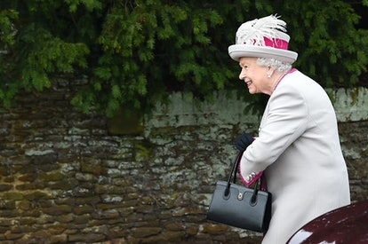 Queen Elizabeth spends Christmas at Sandringham Estate every year.