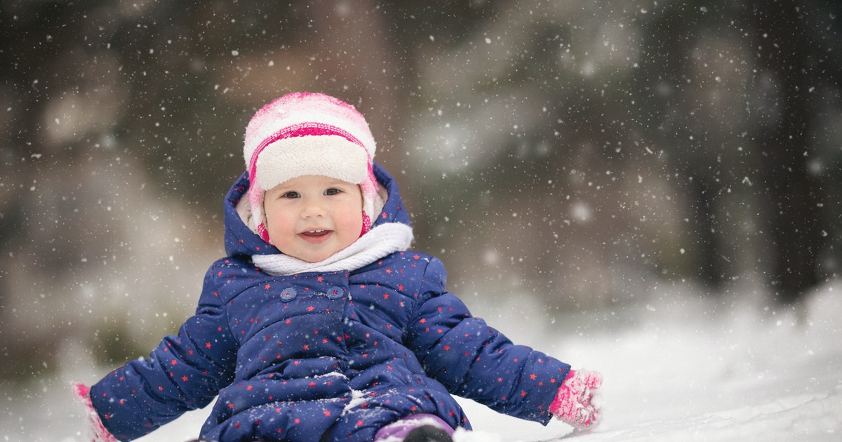 18 Baby Winter Gear Items To Keep Them Warm & Toasty