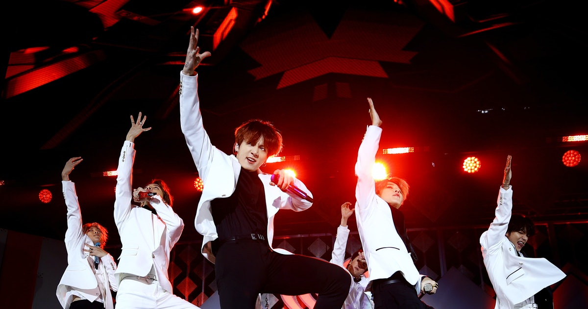 BTS' Dance Practice Video For Their 2019 MMAs Performance Is Amazing