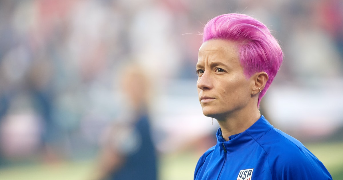Megan Rapinoe Revealed What She Thinks About During The National Anthem