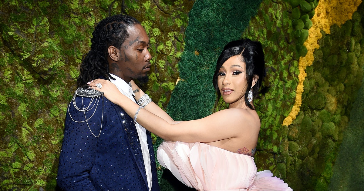 Cardi B Explained Why She Forgave Offset For Cheating On Her