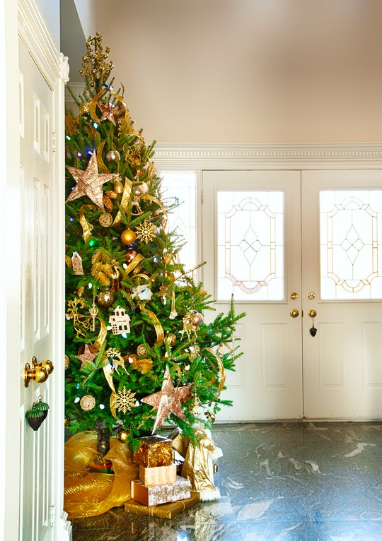 With oils like peanut butter or even ice and a hair dryer, you can remove Christmas tree sap from any surface.