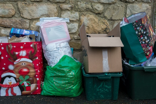 While Americans have been found to generate 25% more trash from Thanksgiving to New Year's Day, ther...