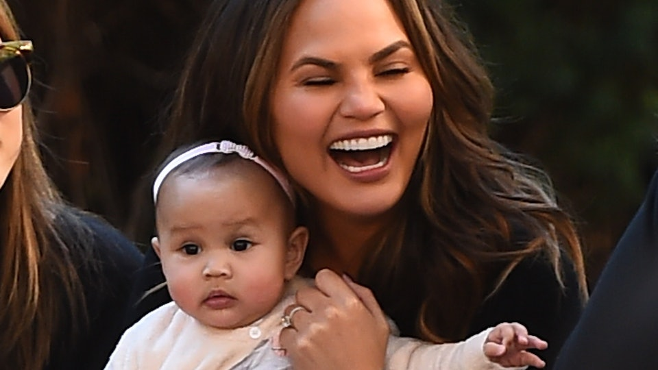 Chrissy Teigen recently revealed to fans that she and John Legend didn't choose Luna's name until two days after she was born.