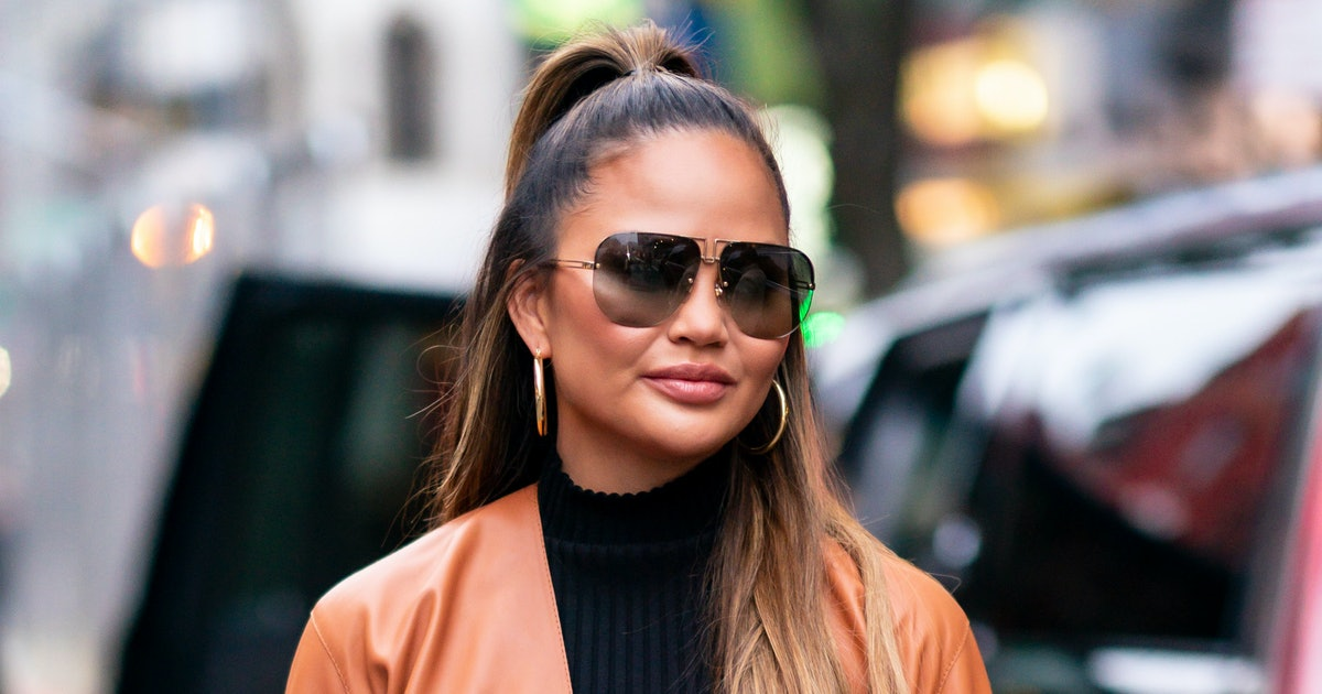 Chrissy Teigen's Scary Paparazzi Stories Show The Downside Of Fame