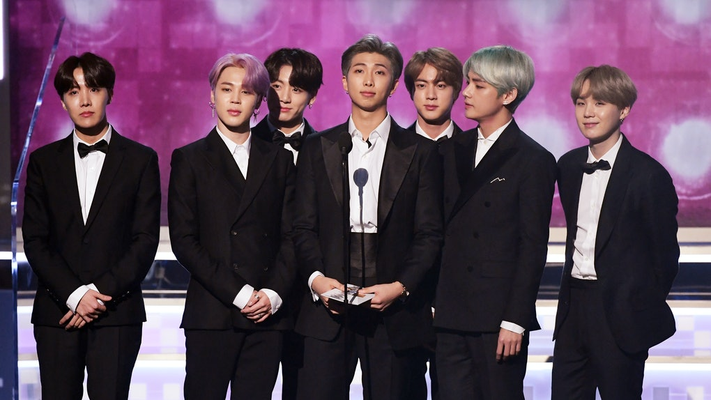 Download Grammys 2018 Bts