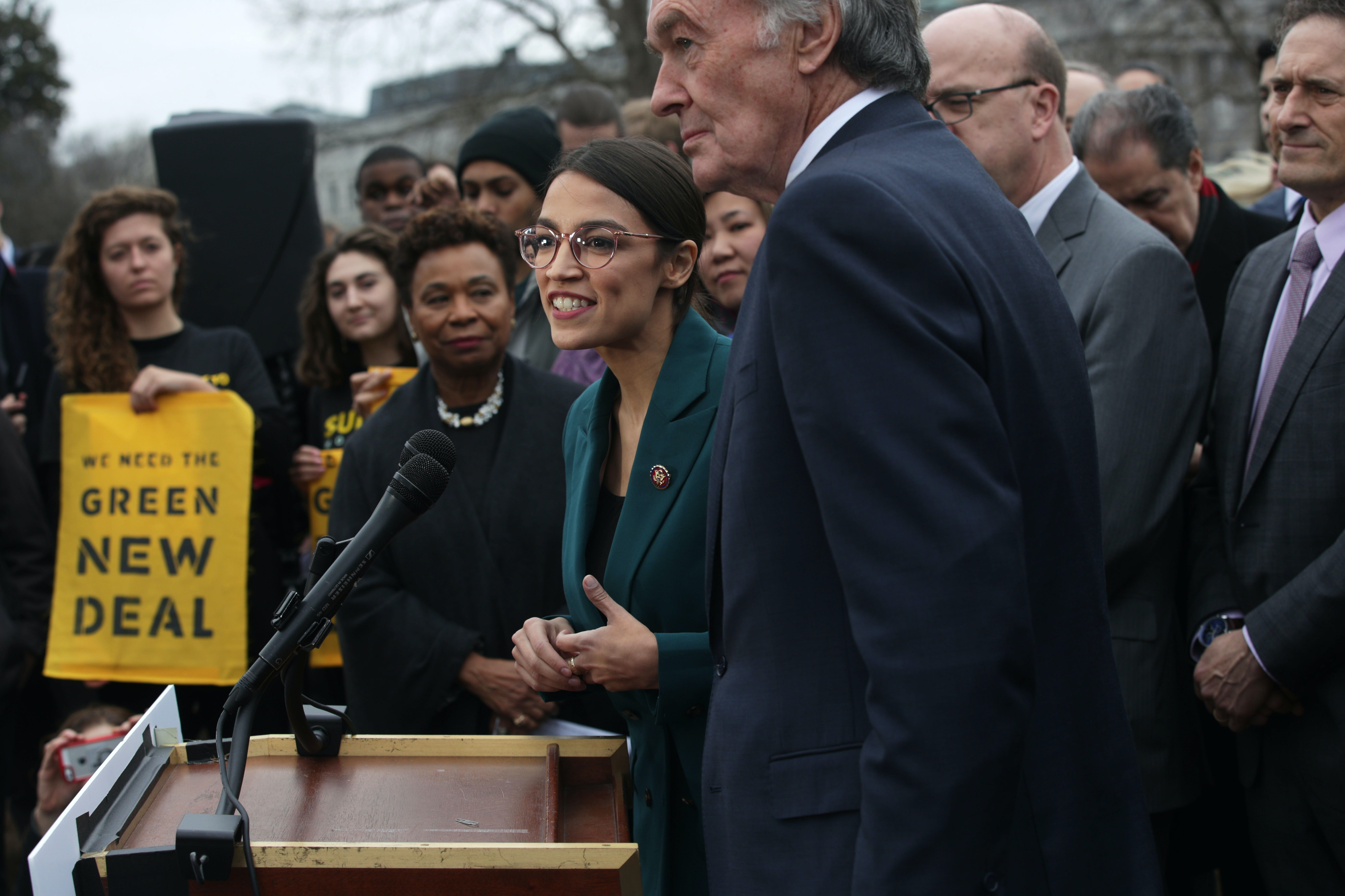 How Much Would The Green New Deal Cost? There Could Be An