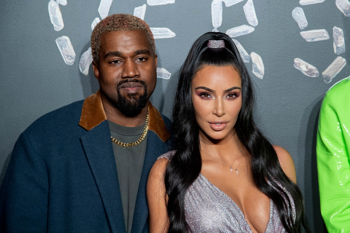 Kim Kardashian's Valentine's Day Gift From Kanye Included A Private Performance By Kenny G — VIDEO