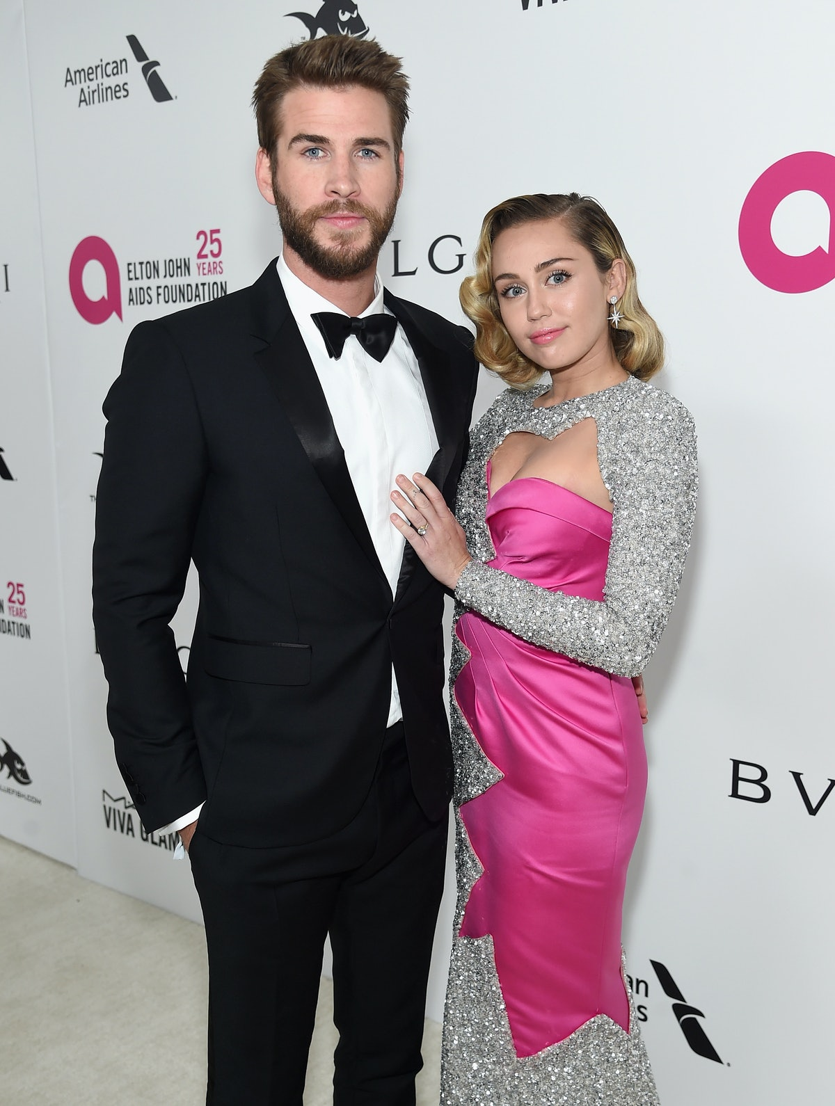 Miley Cyrus Shared New Wedding Photos With Liam Hemsworth Just In Time For Valentine's Day — PHOTOS