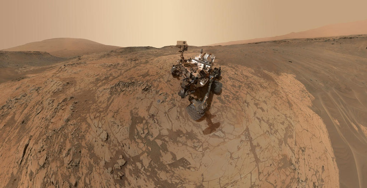 Mars Rover Opportunity's Last Message Will Make You Feel For The Robot