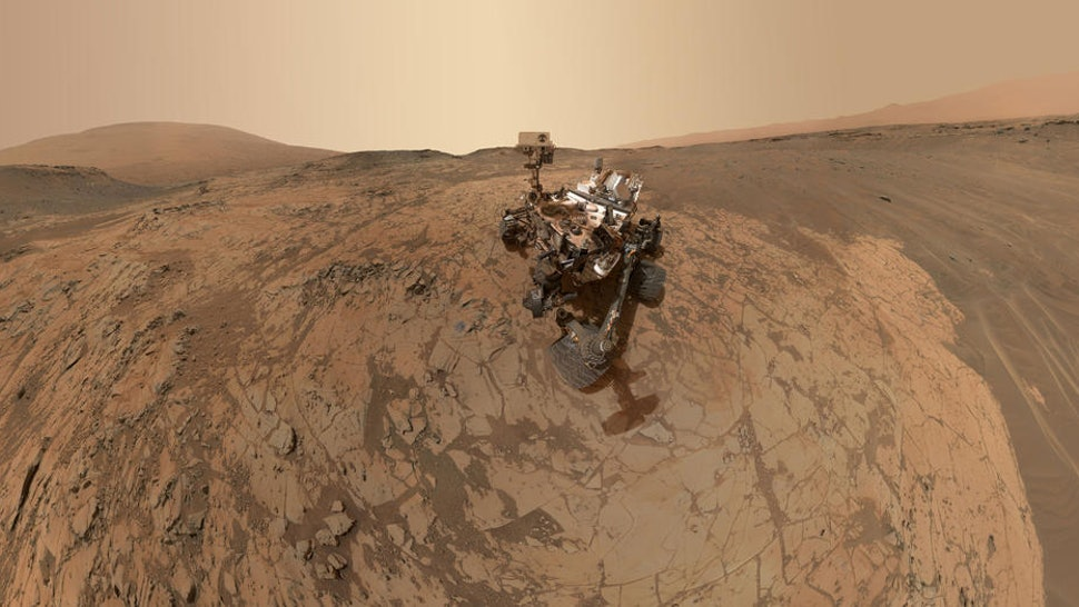 mars rover last message received - photo #2