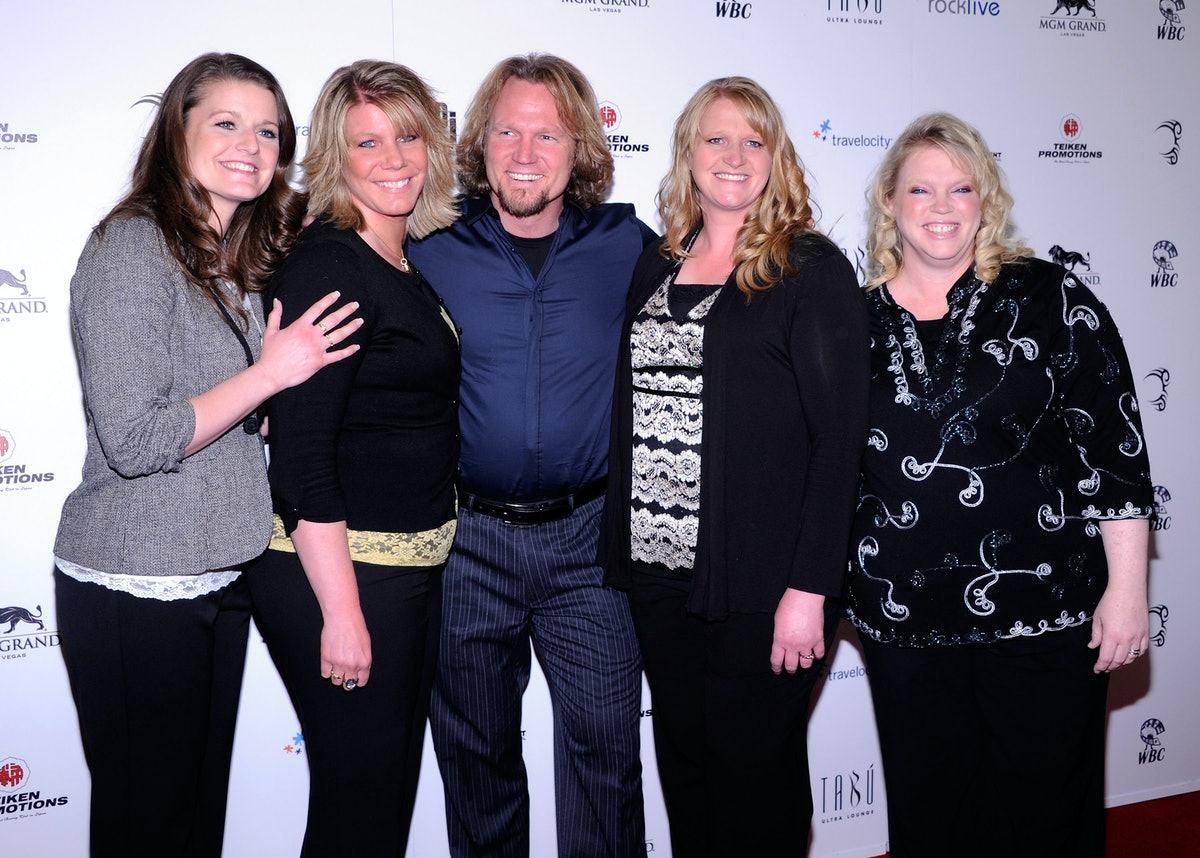 Here's Where The 'Sister Wives' Are Living Now