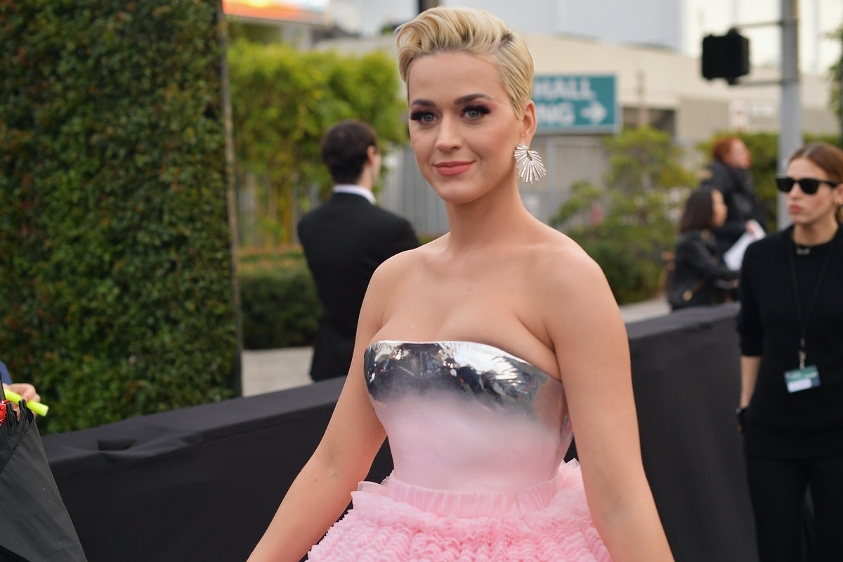 Katy Perry's Engagement Ring From Orlando Bloom Is So Untraditional