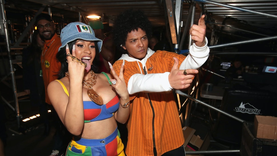 Cardi B Amp Bruno Mars Quot Please Me Quot Is The Sexy New Track