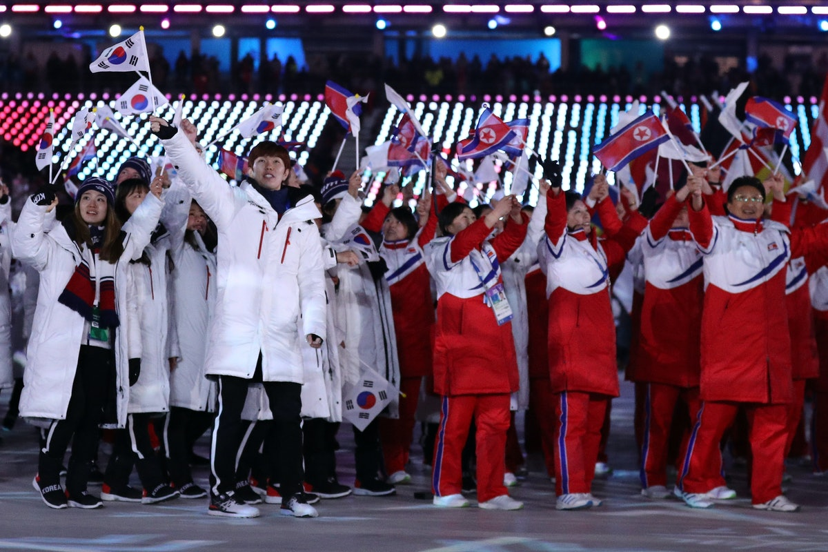 North & South Korea's Olympic Teams Might Look Very Different At The Tokyo 2020 Games