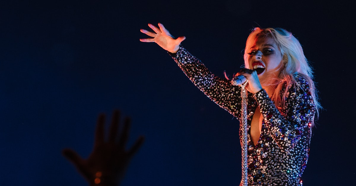 "Lady Gaga Celebrated Pride At Her NYC Concert & Encouraged People To Ask, ""What Is Your Pronoun?"""