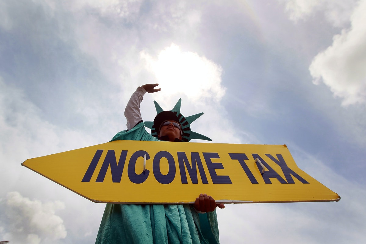 Does The New Tax Law Affect Charitable Giving? It Might Not Have The Effect You'd Hoped For