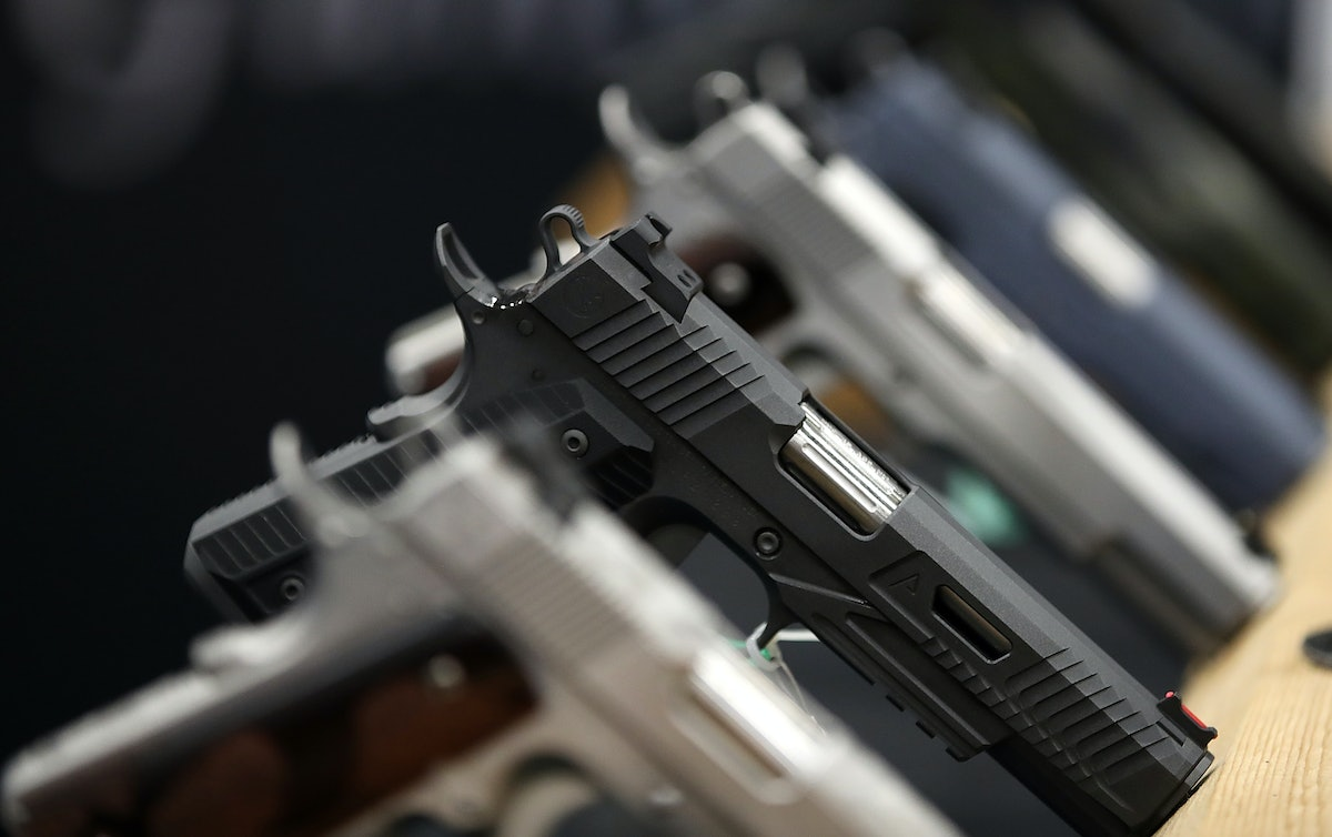 Kentucky's Concealed Carry Bill Allows People To Carry Weapons Without Training Or Permits