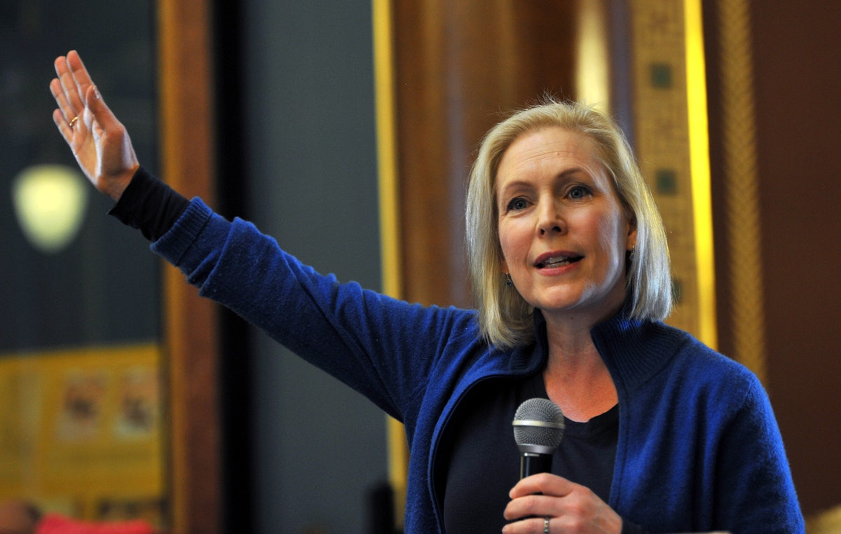 Kirsten Gillibrand Supports A Third Gender Marker On IDs & Would Back Federal Protection For It