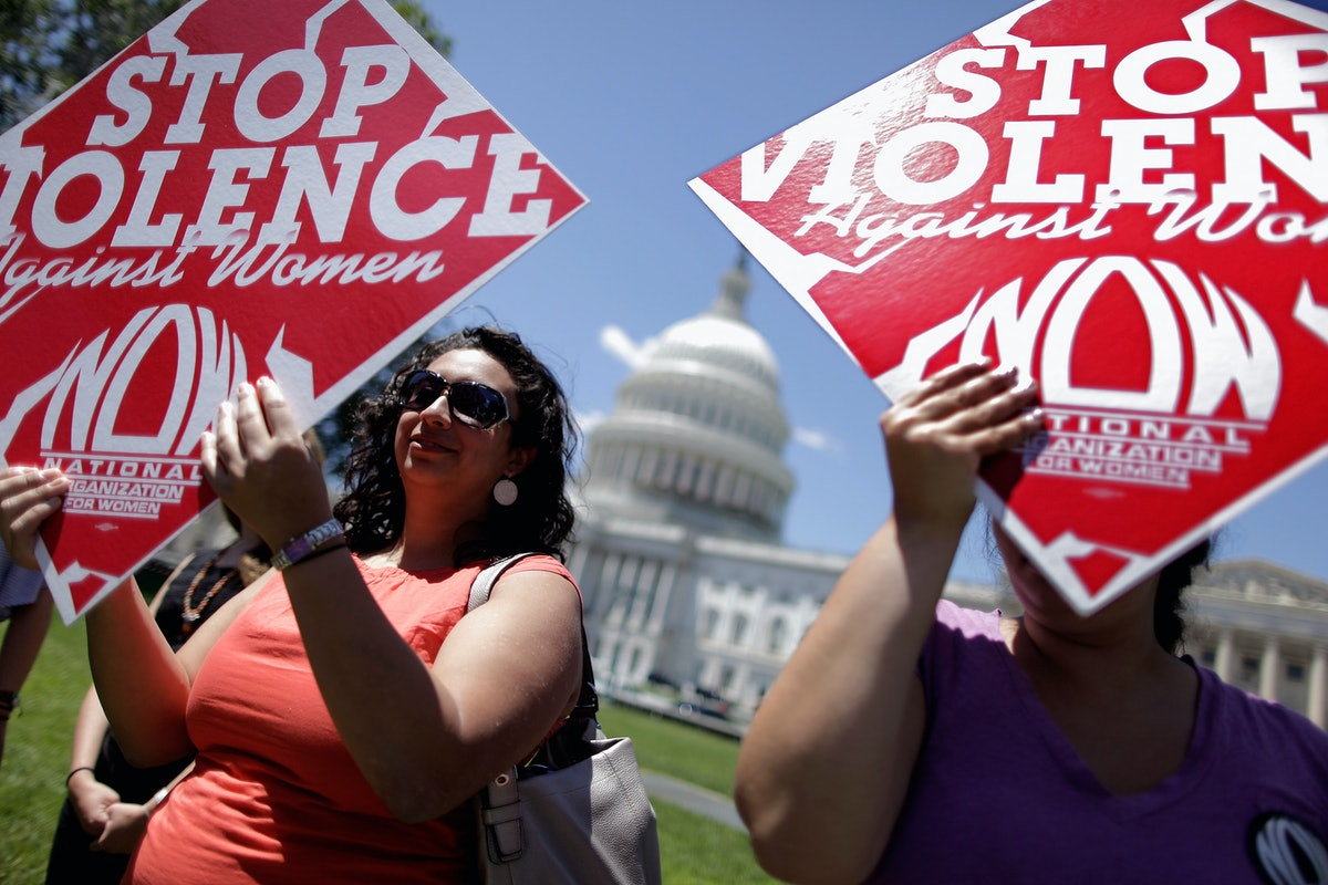 The Violence Against Women Act Has Lapsed Again — But It Could Come Back Even Better