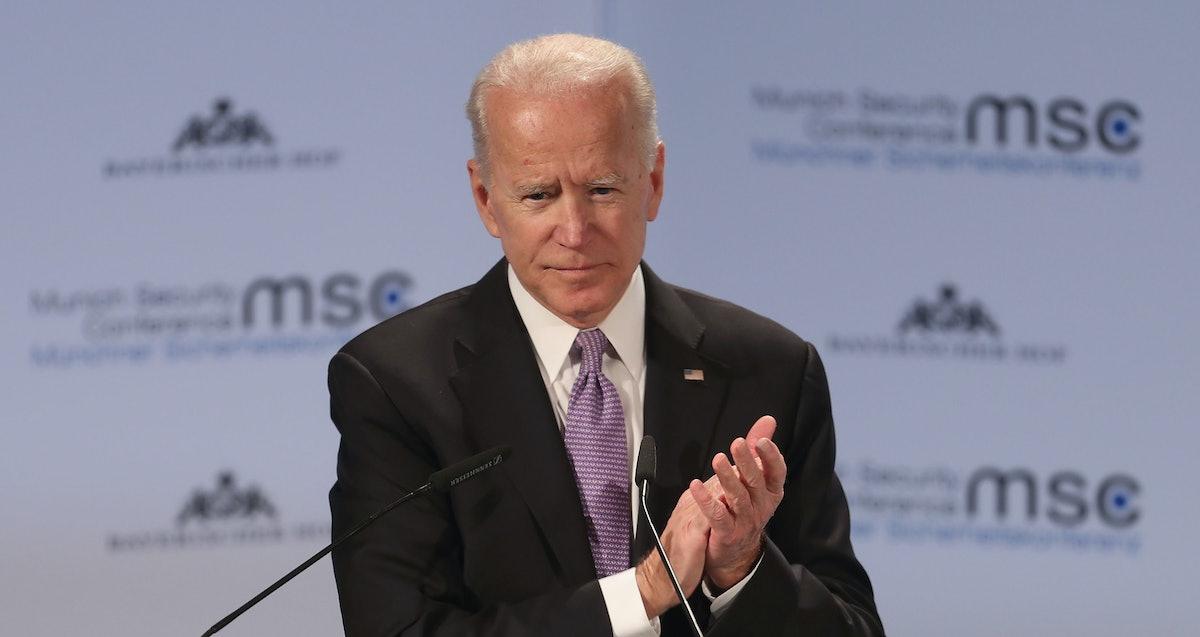 Joe Biden Addressed 2020 Presidential Run Rumors & Says He Still Hasn't Ruled It Out