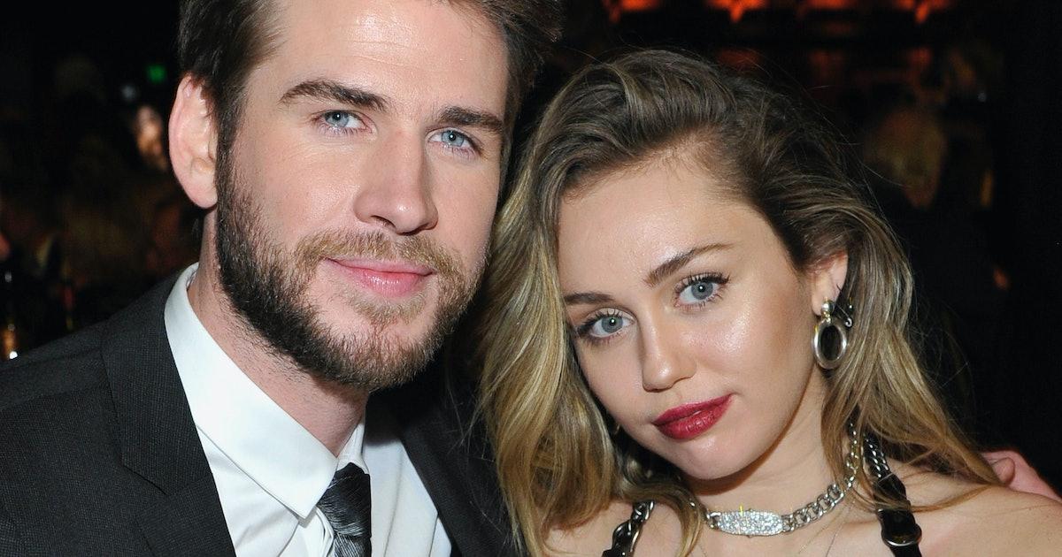 Miley Cyrus & Liam Hemsworth's Wedding Included Puppies & So Much Vegan Food — PHOTOS
