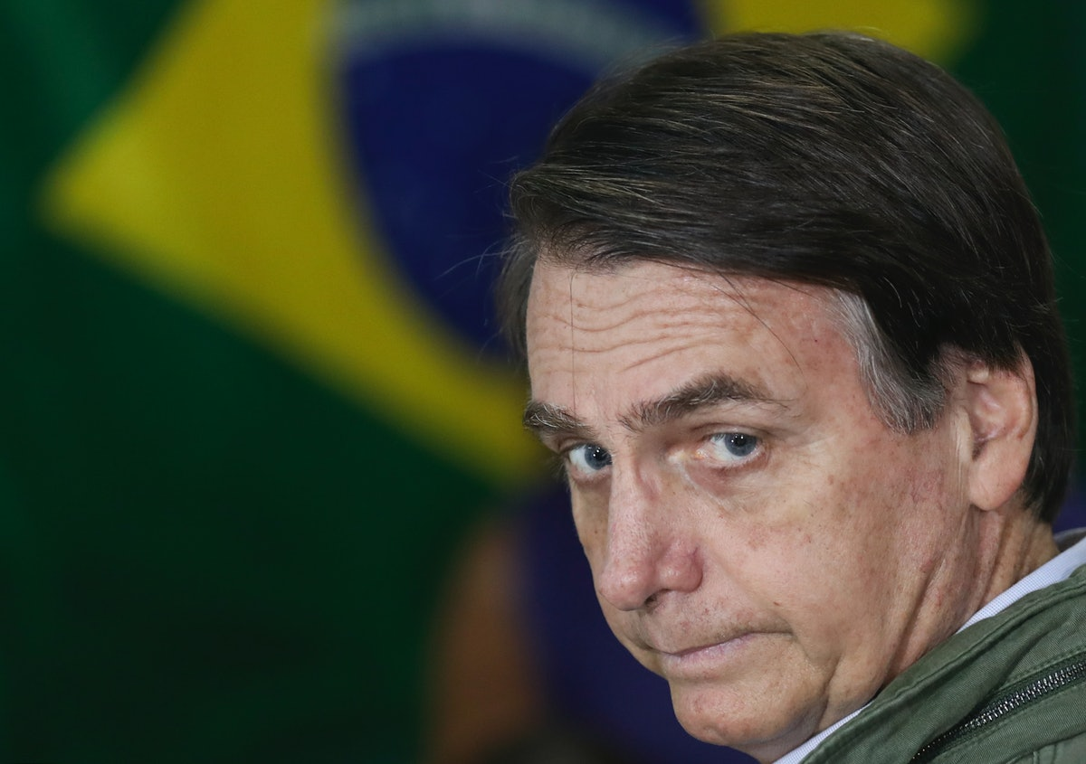 Brazil's Textbook References To LGBTQ & Feminist Movements Might Get Scrapped Completely