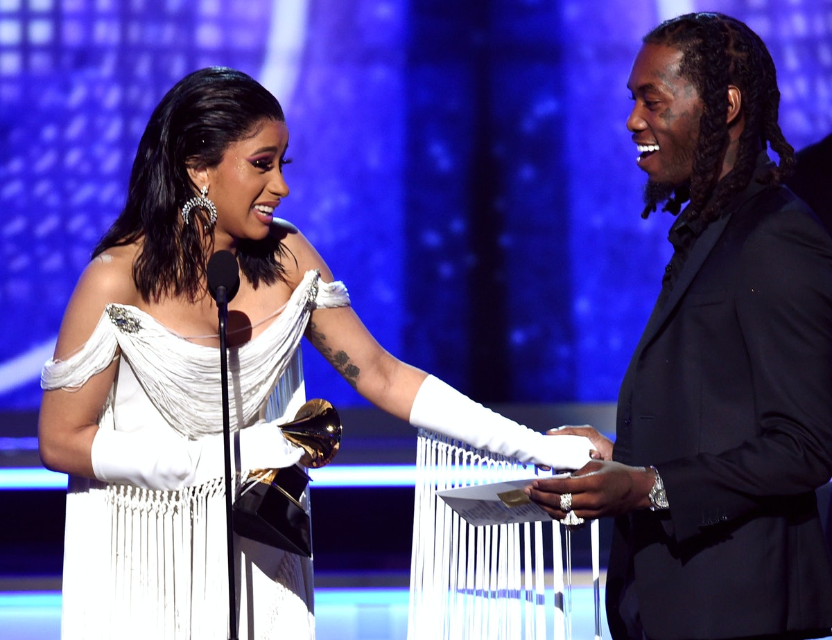 The Lyrics About Cardi B On Offset's 'Father Of 4' Tell The Story Of Their Complicated Love