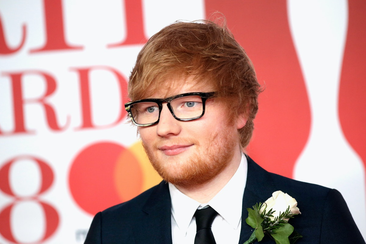 Why Isn't Ed Sheeran At The BRITs 2019? The Singer Has A Legit Reason For Not Being There