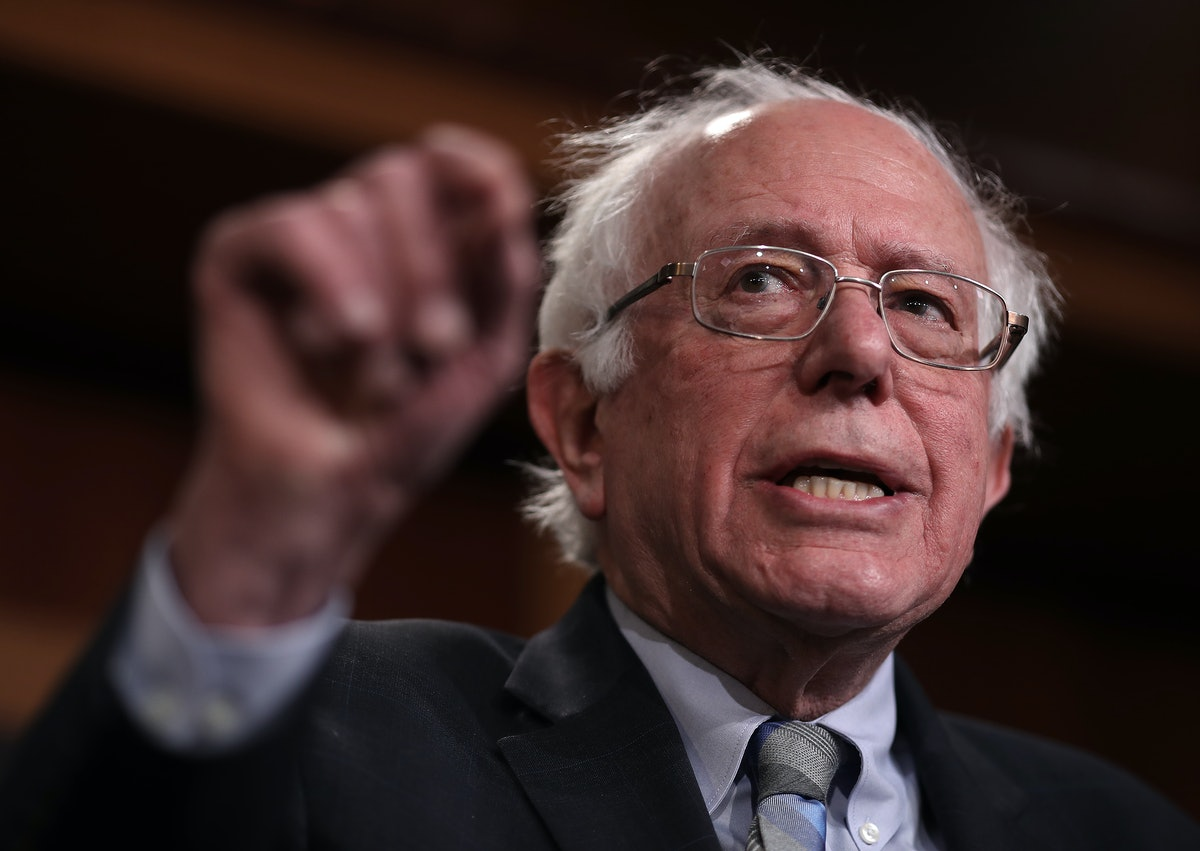 These Tweets About Bernie Sanders' 2020 Presidential Announcement Are Pure Deja Vu