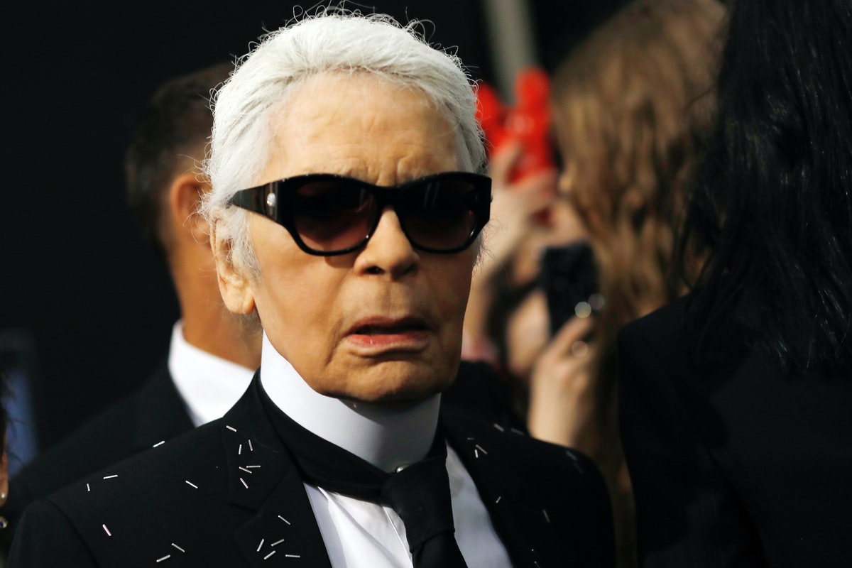 These Celeb Reactions To Karl Lagerfeld's Death Showcase Just How Many Stars He Impacted