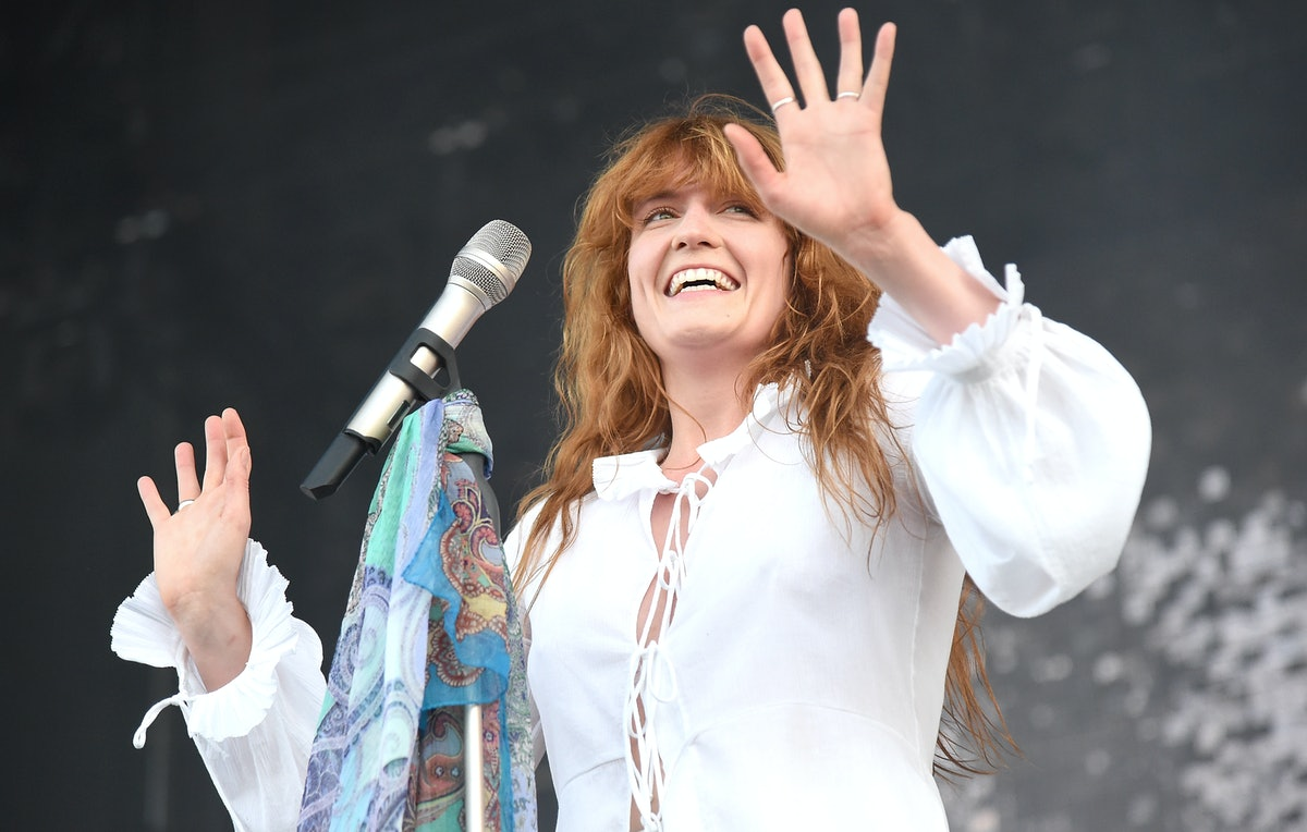 Is Florence Welch Married? The Singer Is Totally Focused On Her Music & Boy, Is It Paying Off