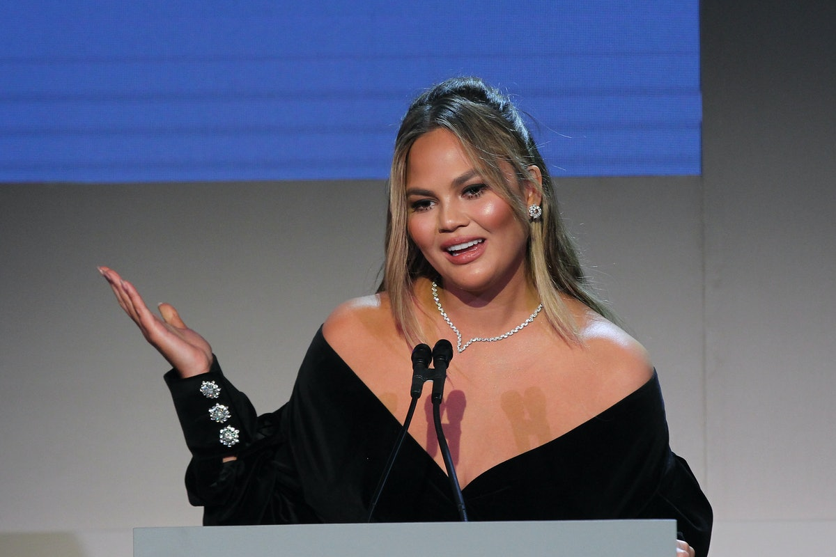 Chrissy Teigen's Latest Bath Photo Of Miles Includes A Caption That Will Make You Laugh