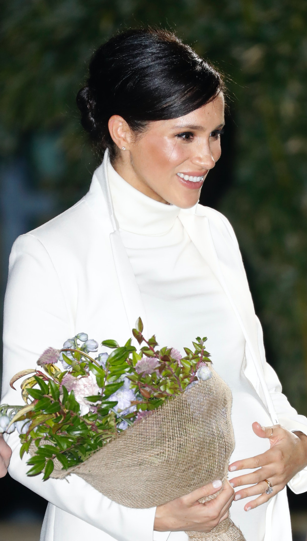 Everything We Know About Meghan Markle's Reported Baby Shower In NYC