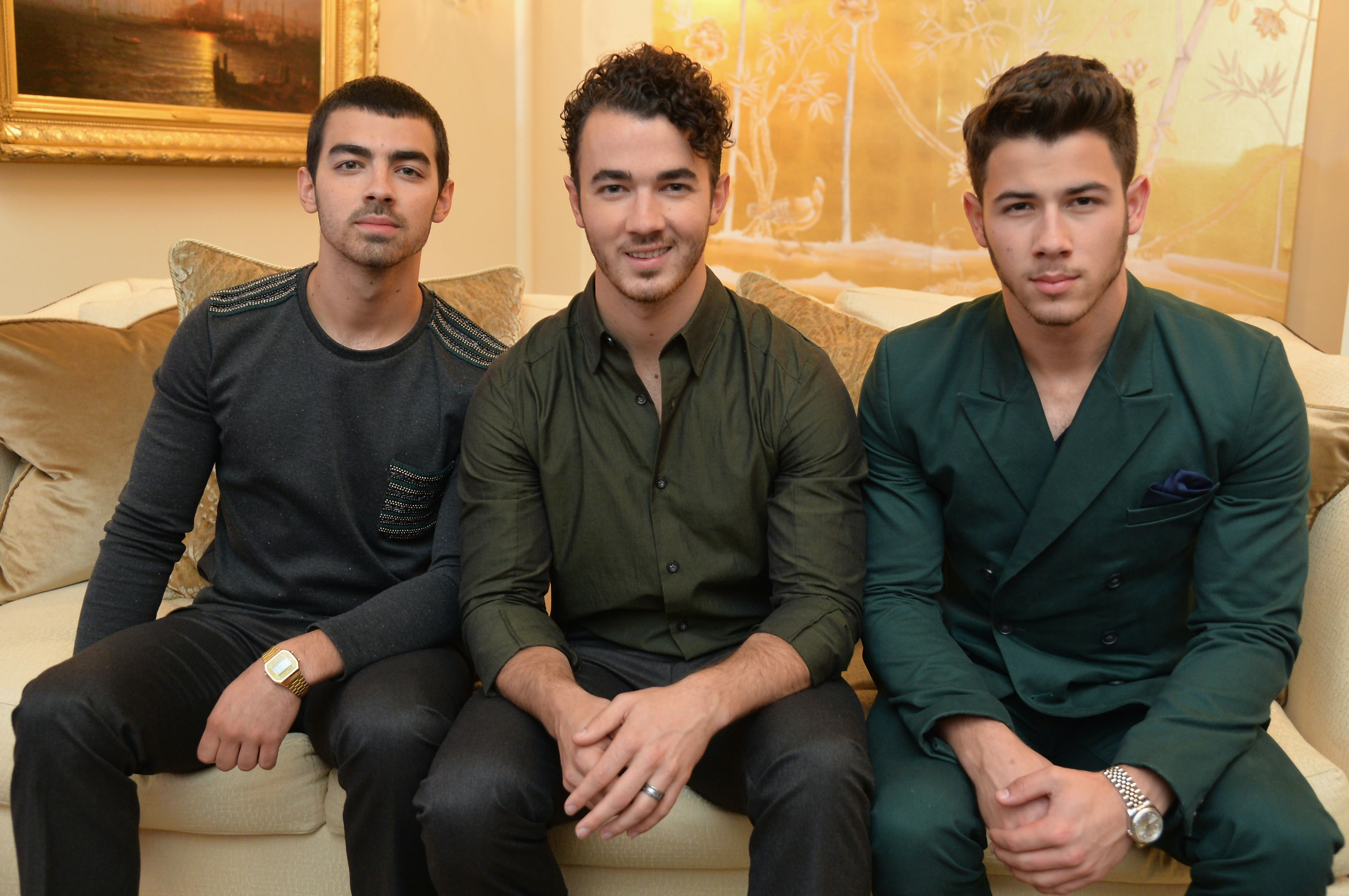 Image result for jonas brother reunion