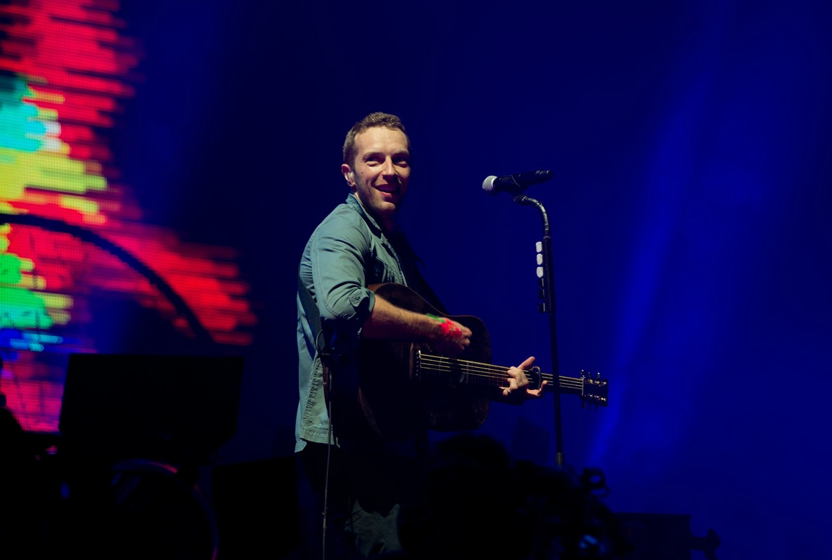Will Coldplay Be At Glastonbury 2019? The Band *Might* Be Embarking On A Festival Tour This Summer