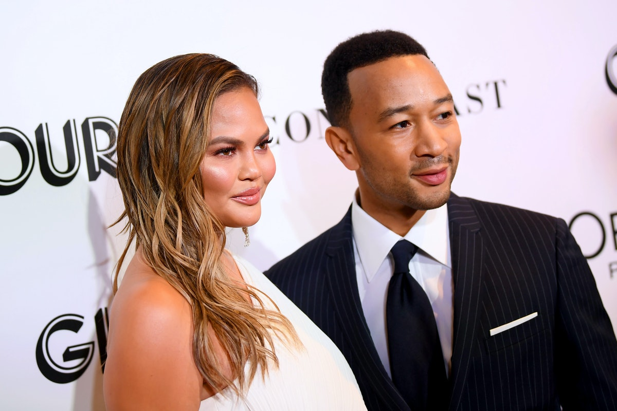 John Legend Discussed Chrissy Teigen's Tweets About Him & Even He Can't Help Laughing Along