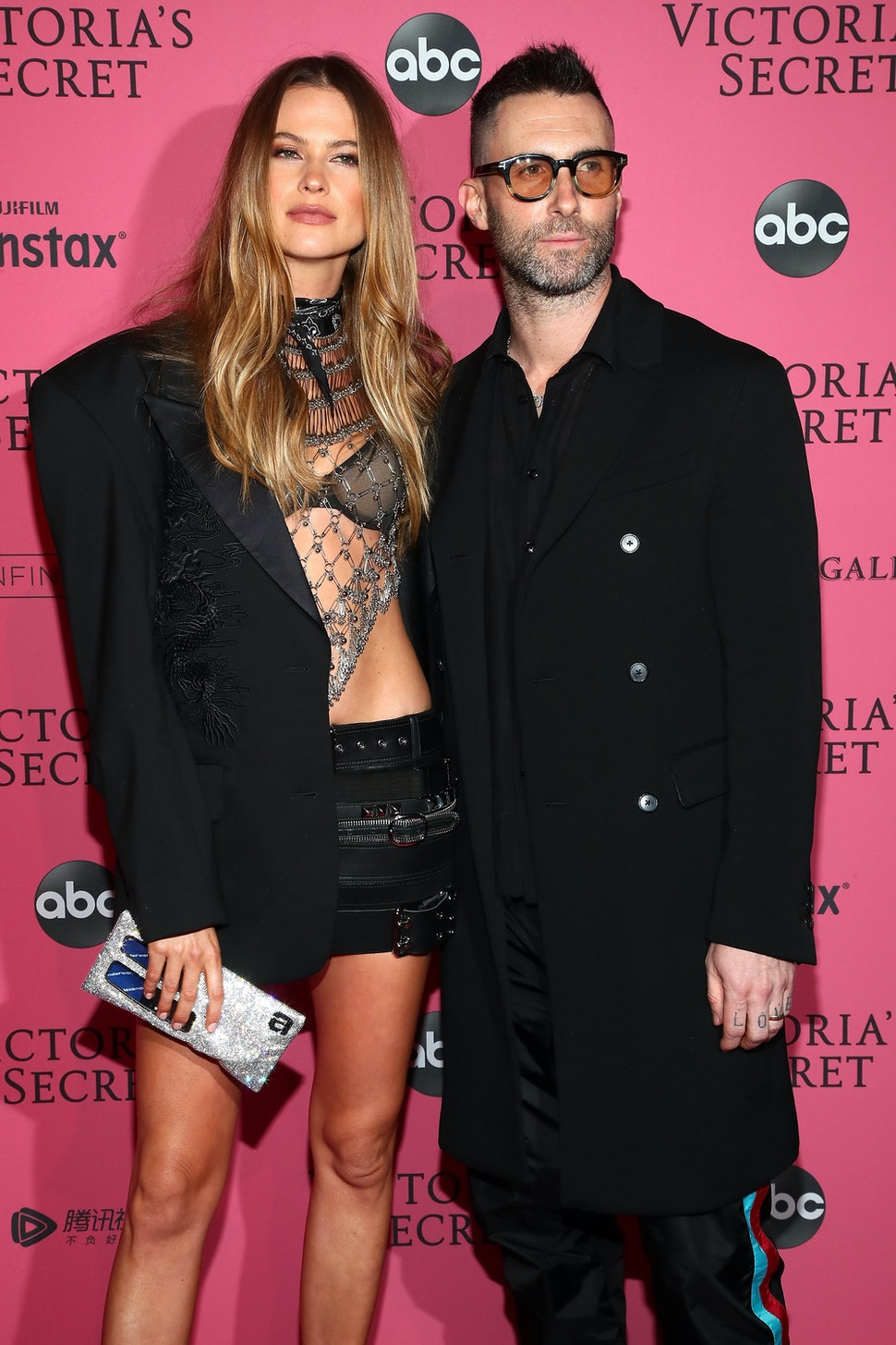 Is Behati Prinsloo At The 2019 Super Bowl? Adam Levine's Wife Has Always Been Supportive Of Maroon 5