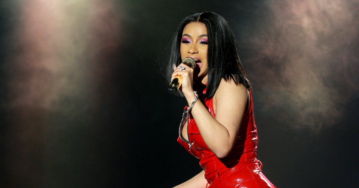 Cardi B Singing: Does Cardi B Want More Kids? Her Answer Is Very Practical