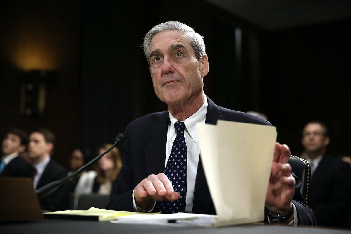Is The Mueller Investigation Over? Reports Say The Special Counsel Is Wrapping Up