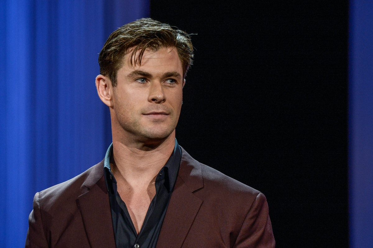 Chris Hemsworth Will Play Hulk Hogan In An Upcoming Biopic About The Iconic Wrestler's Rise To Fame