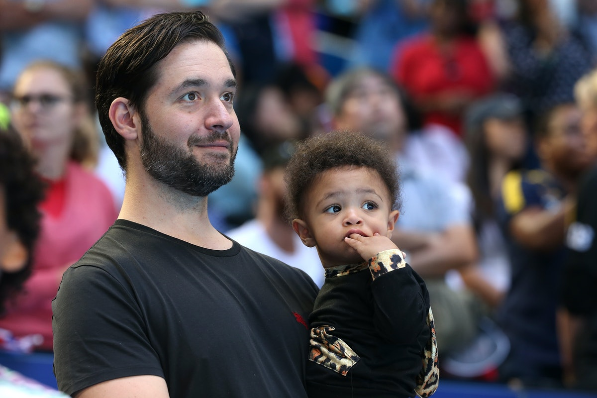 The Incredible Way Alexis Ohanian Is Expanding Access To Paid Paternity Leave