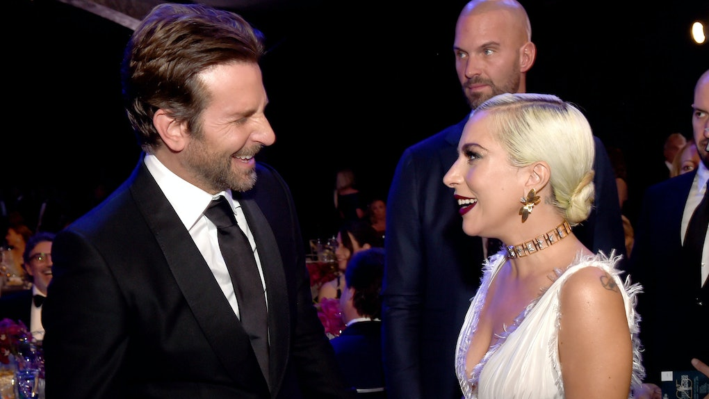 Lady Gaga Reportedly Isn't Going To Date Bradley Cooper, So Don't