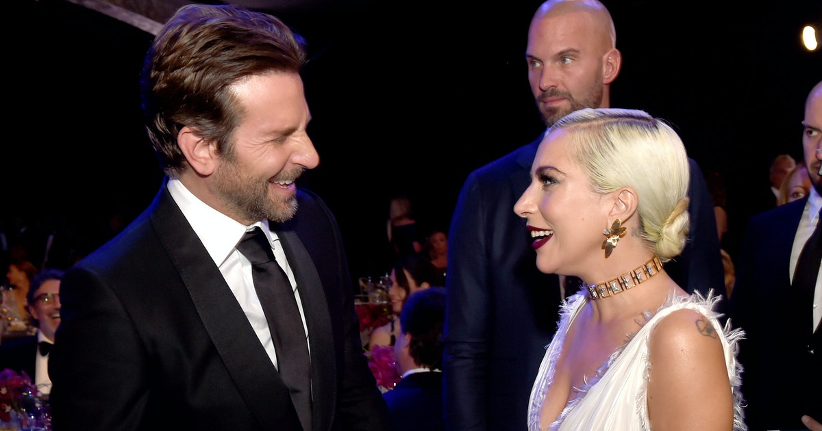 Lady Gaga Reportedly Isn't Going To Date Bradley Cooper, So Don't Hold Your Breath