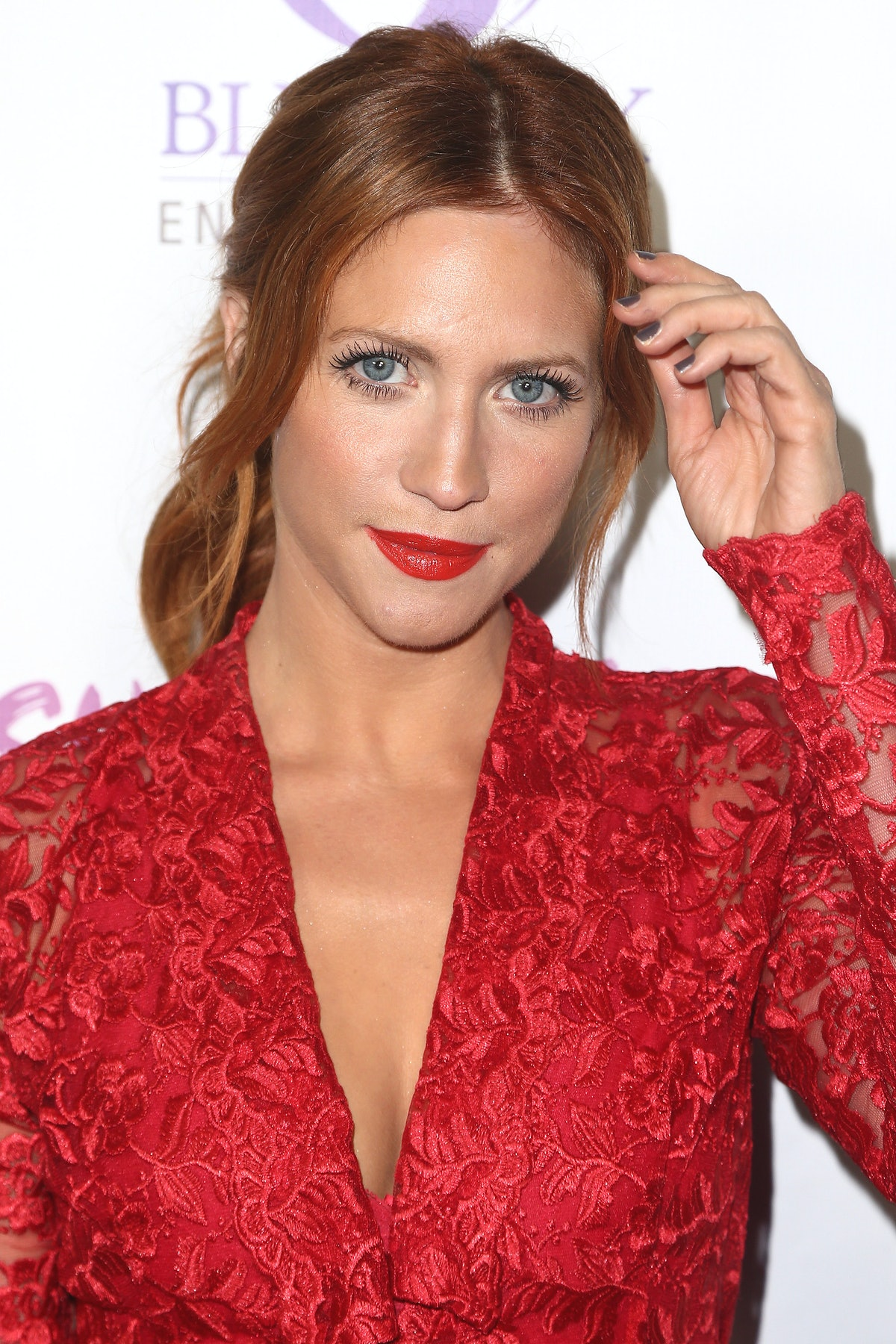 Brittany Snow's Engagement Ring Is The Simple Rock Of Your Wedding Dreams